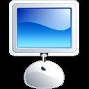 imac, screen, lcd, monitor, computer, display icon