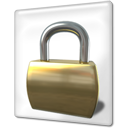 file, document, lock, locked, paper, security icon