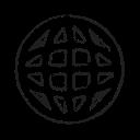 world, planet, technology, global, earth, globe, network icon