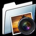 smooth, graphite, image, folder, photo, pic, picture icon