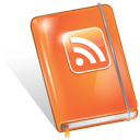 rss, book, feed icon