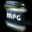 File MPG icon