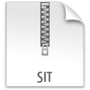 z, file, sit icon