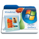 windows,photo,gallery icon