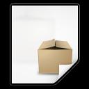 Mimetypes application x cpio icon