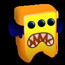 orange,creature icon