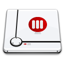 library, folder icon