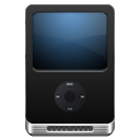 player, mp3 icon