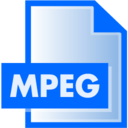 mpeg,file,extension icon