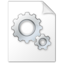 file, option, setting, document, preference, paper, configuration, config, configure icon