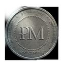 perfectmoney, perfect, silver, money icon