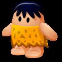 caveman,cartoon icon