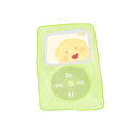 ipod, ak icon