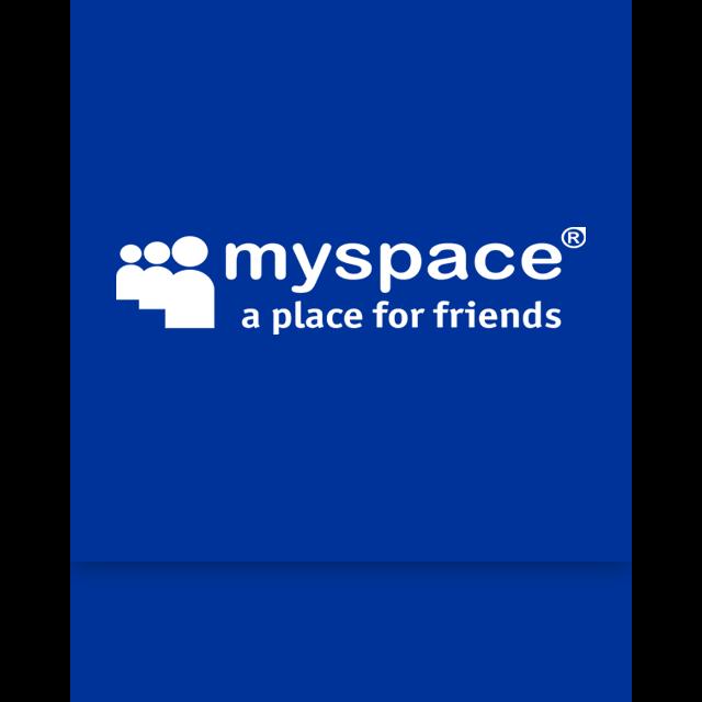 myspace, mirror icon
