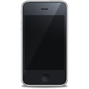 front, iphone, 3g, iphone 3g, apple icon