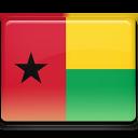 flag, bissau, guinea icon