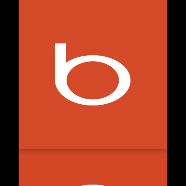 bing, mirror icon