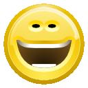 funny, smile, laugh icon