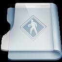Graphite, Public icon