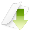 dossier,download icon