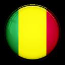 country, mali, flag icon