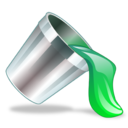 color, fill, paint icon