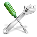 Config, Tools icon