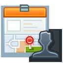 map, location, profile, pin, user icon