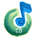 disk, cd, audio, save, disc icon