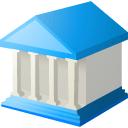 lb, bank icon