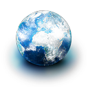 network, world, earth, browser, planet icon