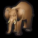 elephant, animal icon