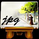 Fichiers, Jpg, v icon