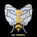 bug, pokemon, kanto, beedrill icon