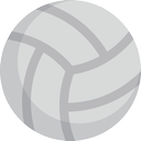 volleyball, ball, game, sport, play icon