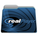 realplayer,folder icon