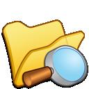 folder, explorer, yellow icon