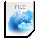 Location FILE icon