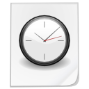 Filesystems file temporary icon