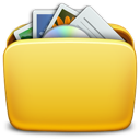 my, folder, documents icon