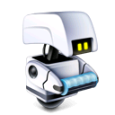 Robot, Wall icon