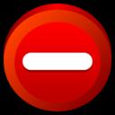button,delete,del icon