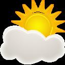 sunny,period icon