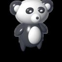 mac, panda icon
