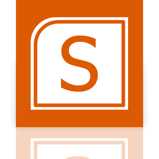 mirror, sharepoint icon