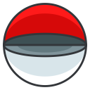 go, game, play, pokeball, open, pokemon icon
