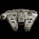millenium,falcon icon