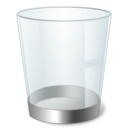 recycle,bin,empty icon