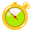 speed, stopwatch, advantage, time, fast, timer icon