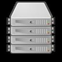 server,multiple icon
